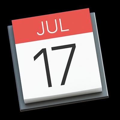 Apps für Lehrer: Apple Kalender